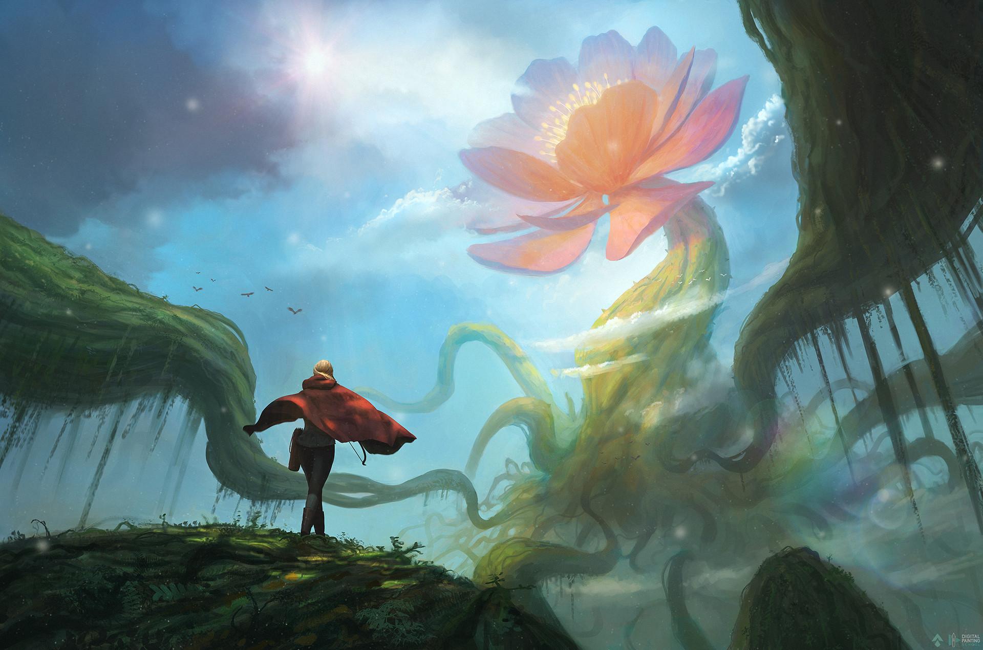 Gaetan weltzer dps prog 1 10 ex5 environnement fantasy etape5 final2 s