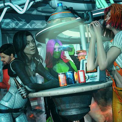 Roger patterson jr space bar drinkr1