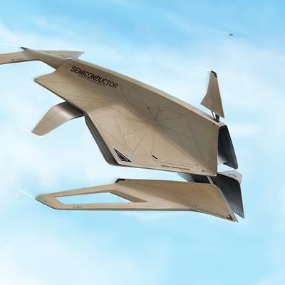 Buryat sky barracuda