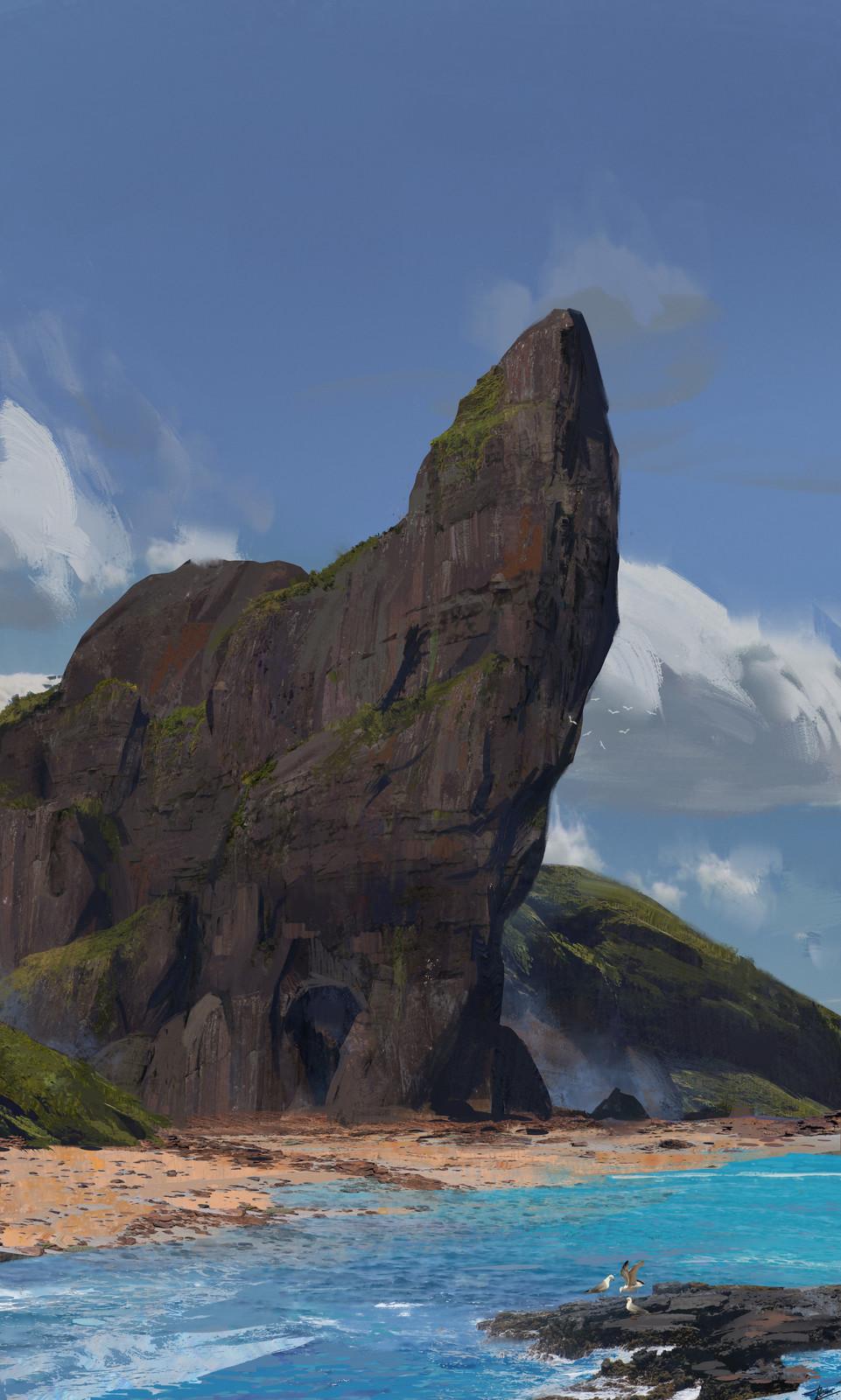Peak coast