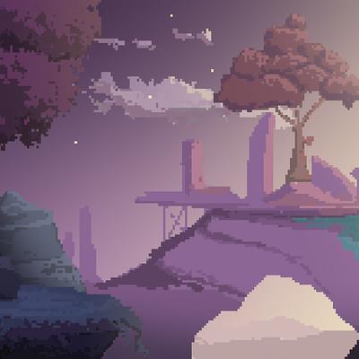 Aaron truehitt pixel art3