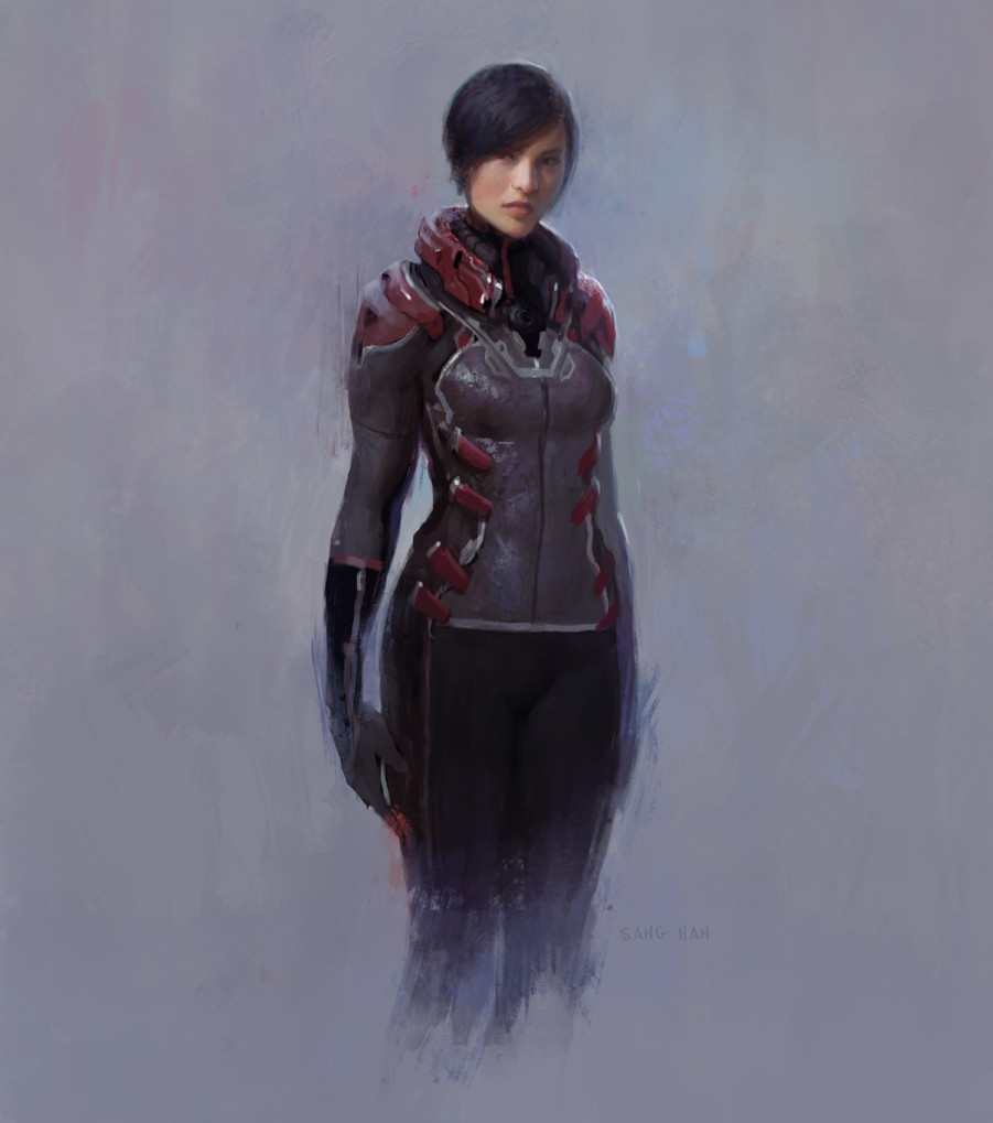 Sang han scifi female