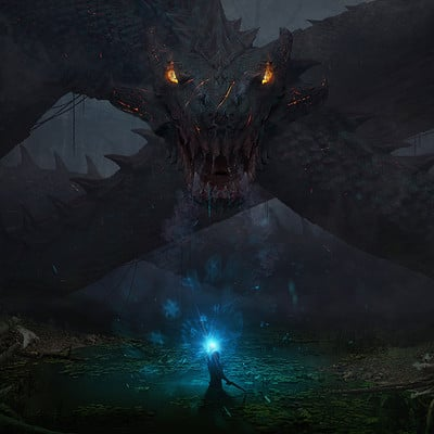 Yurev stanislav 01 10 16 ill swamp dragon 08 1080px