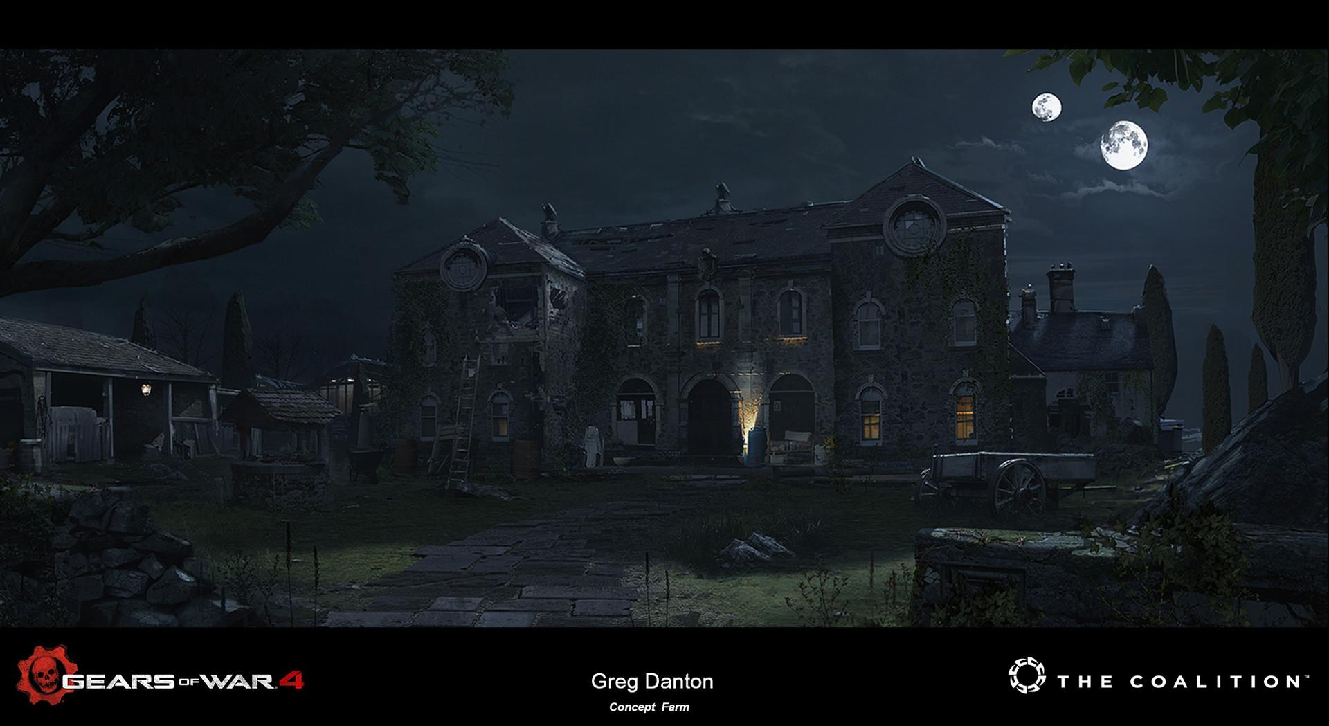 Greg danton art 26