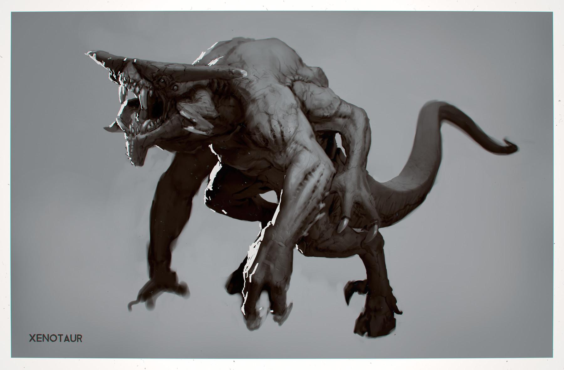 Scott flanders evolve goliath 3