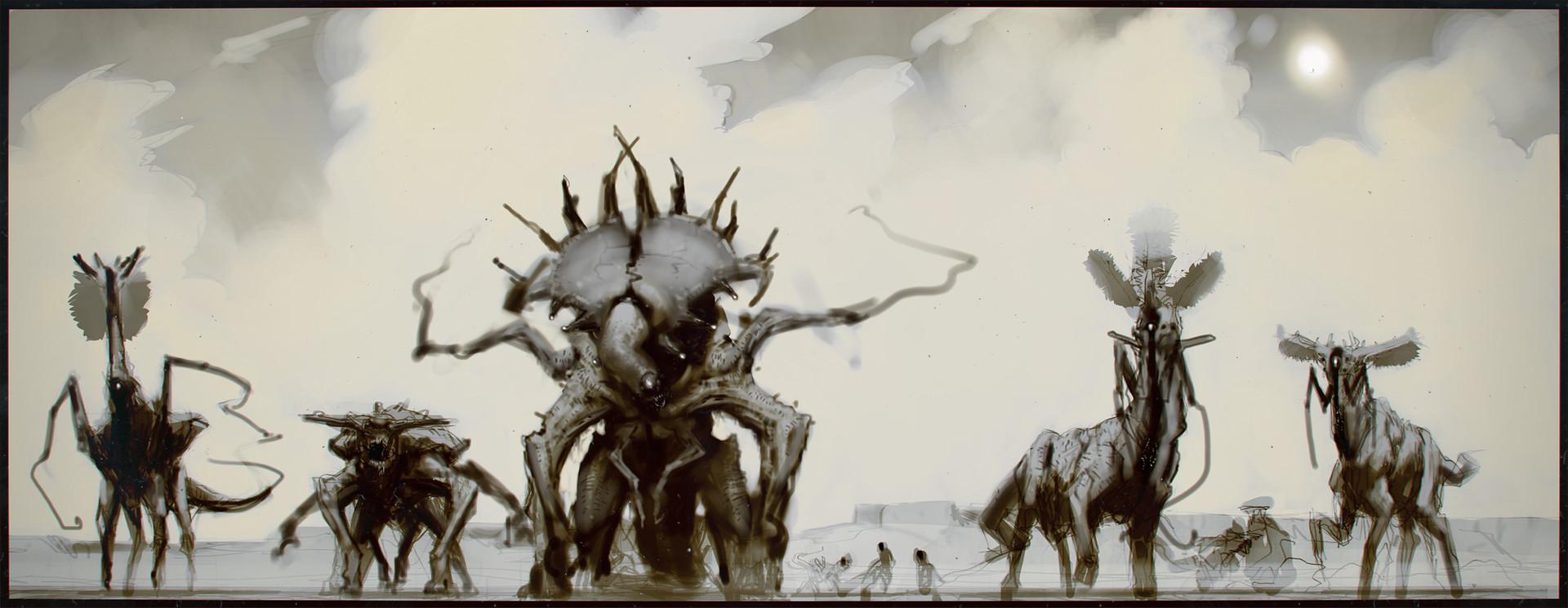 Scott flanders invader monsters 4