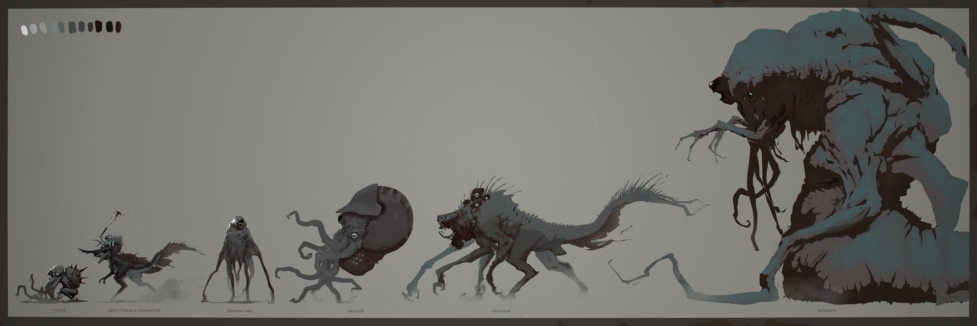Scott flanders invader monsters 6