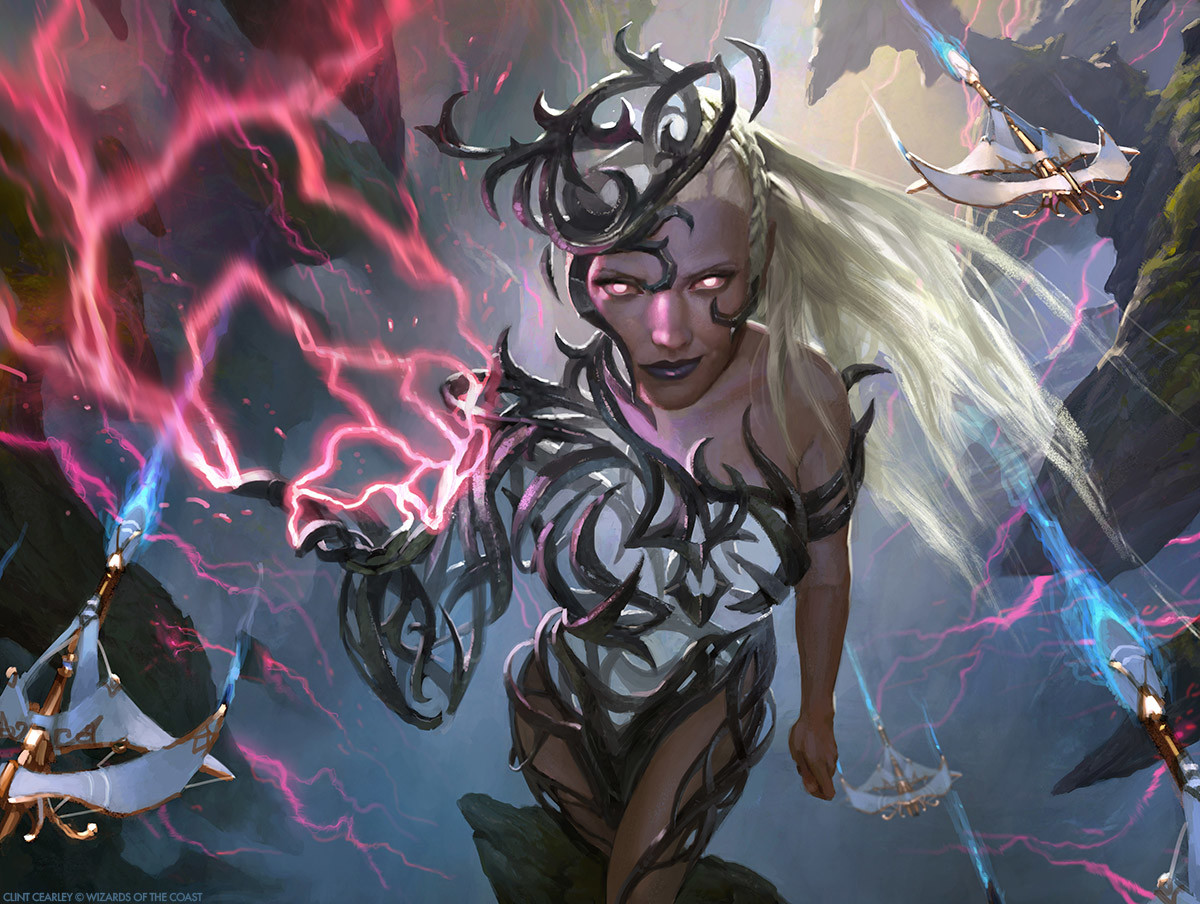 Breya, Etherium Shaper - MTG