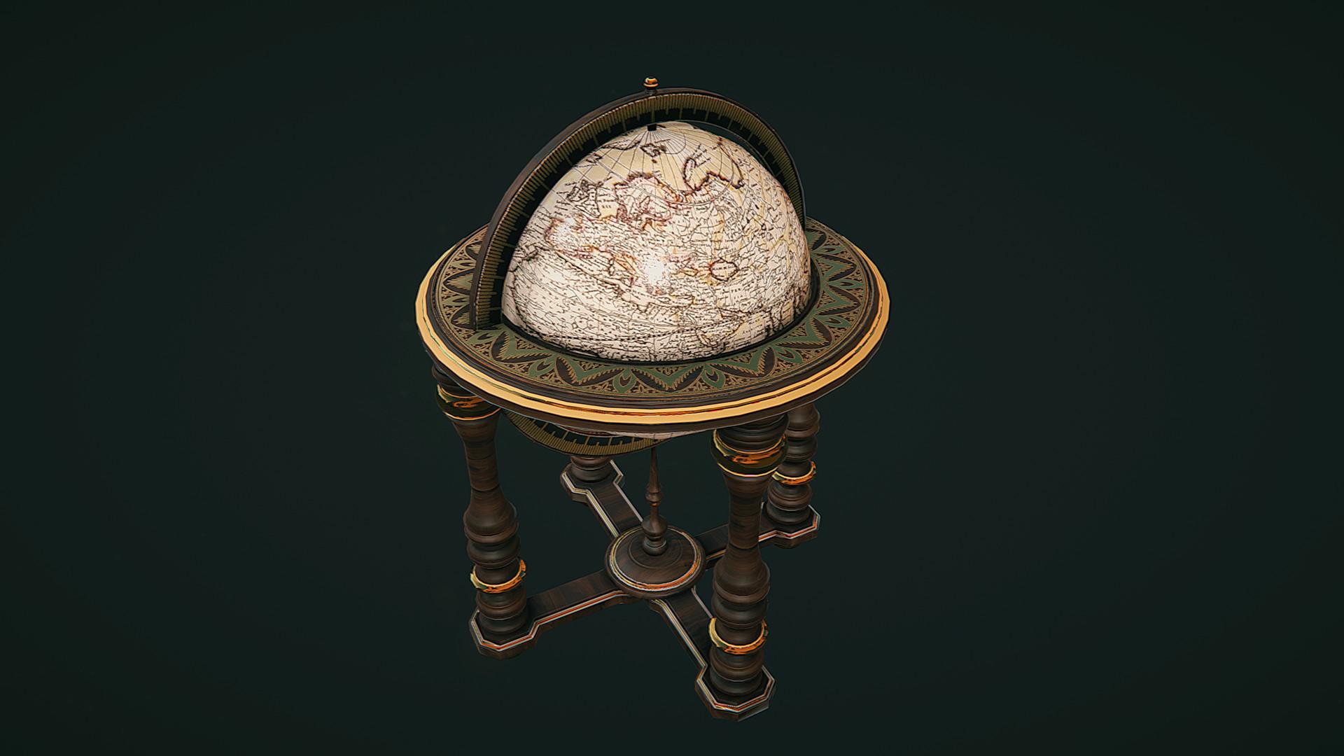 Trevor sedgwick globe 02