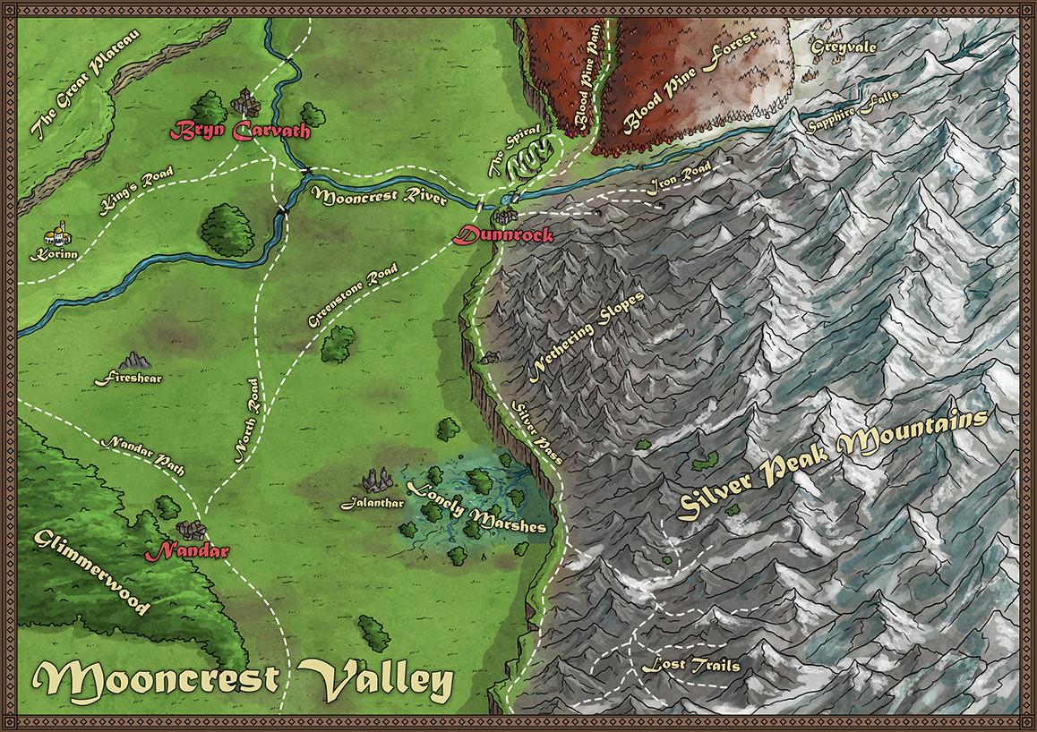 Robert altbauer mooncrest valley labelled