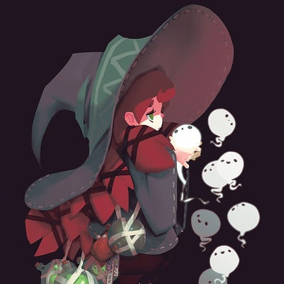 Alexis rives sorciere 2 final