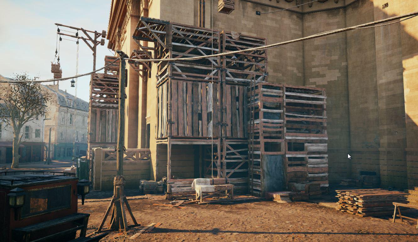 Ryan bailey scaffold daylight acu