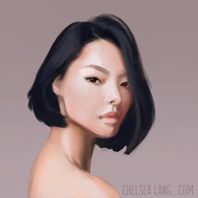Chelsea lang asianchick