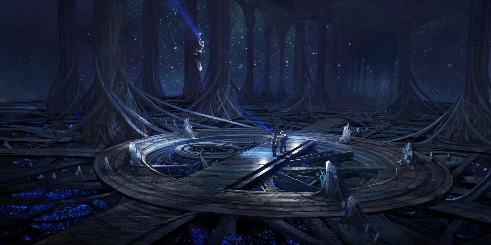 Llia yu underground relic 1