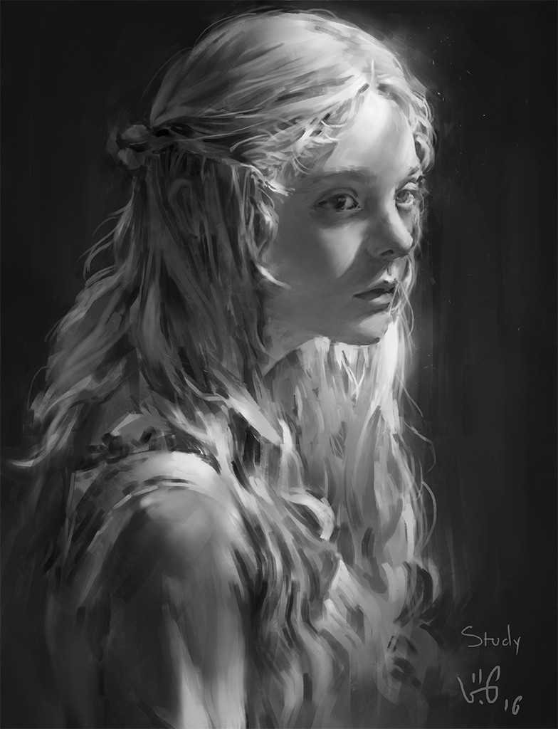 Value study series
