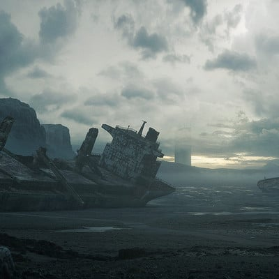 Steven cormann super future shipwreck