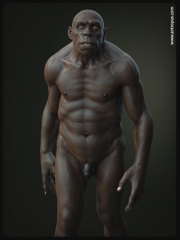 Kris costa caveman 2