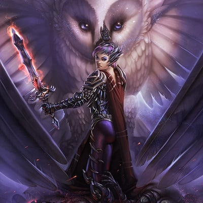 Jose olmos lady owl 02