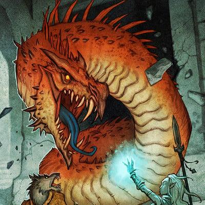 Johan egerkrans monster