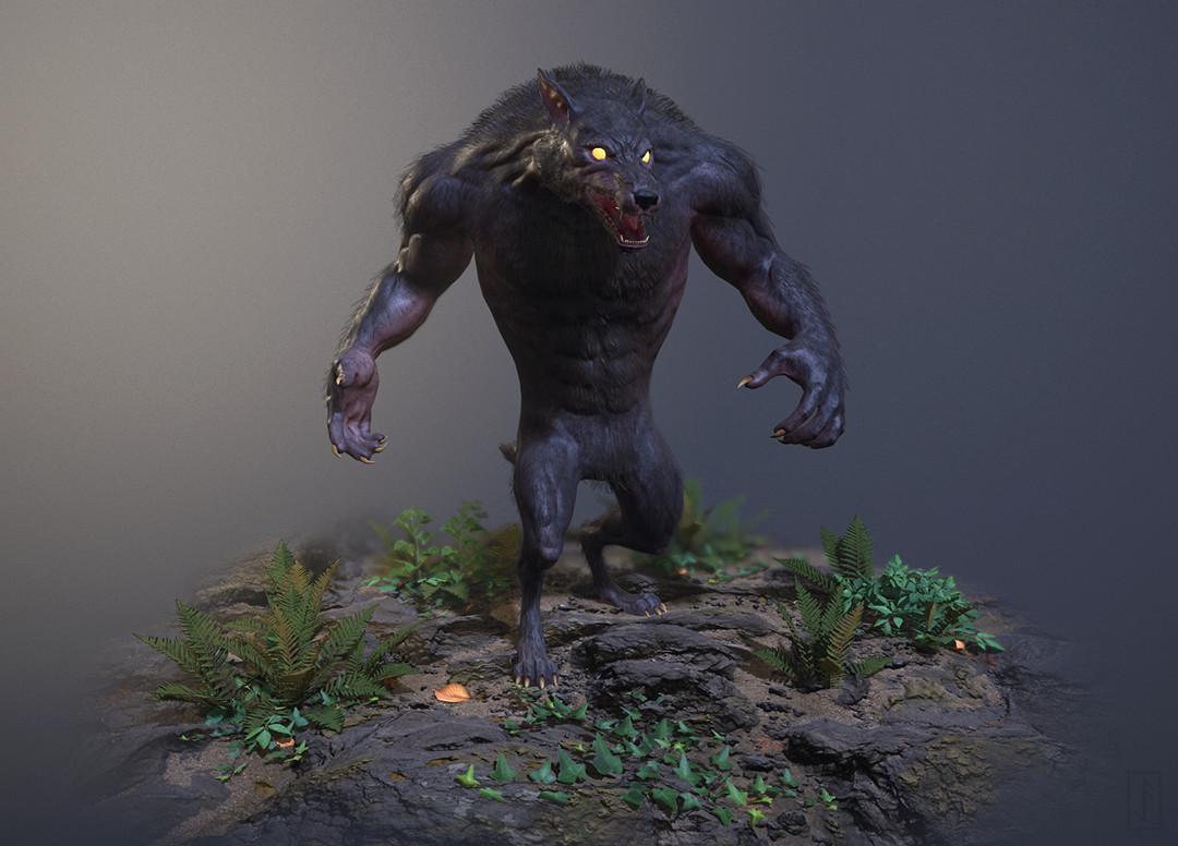 Jason farmer werewolfman1