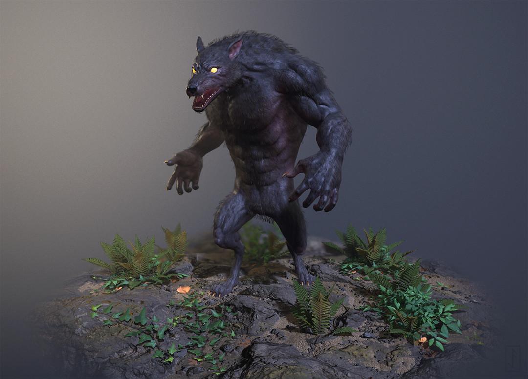 Jason farmer werewolfman3