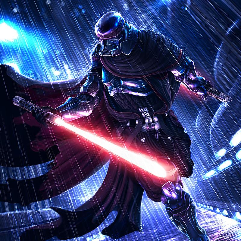 Darth Vader's Guard