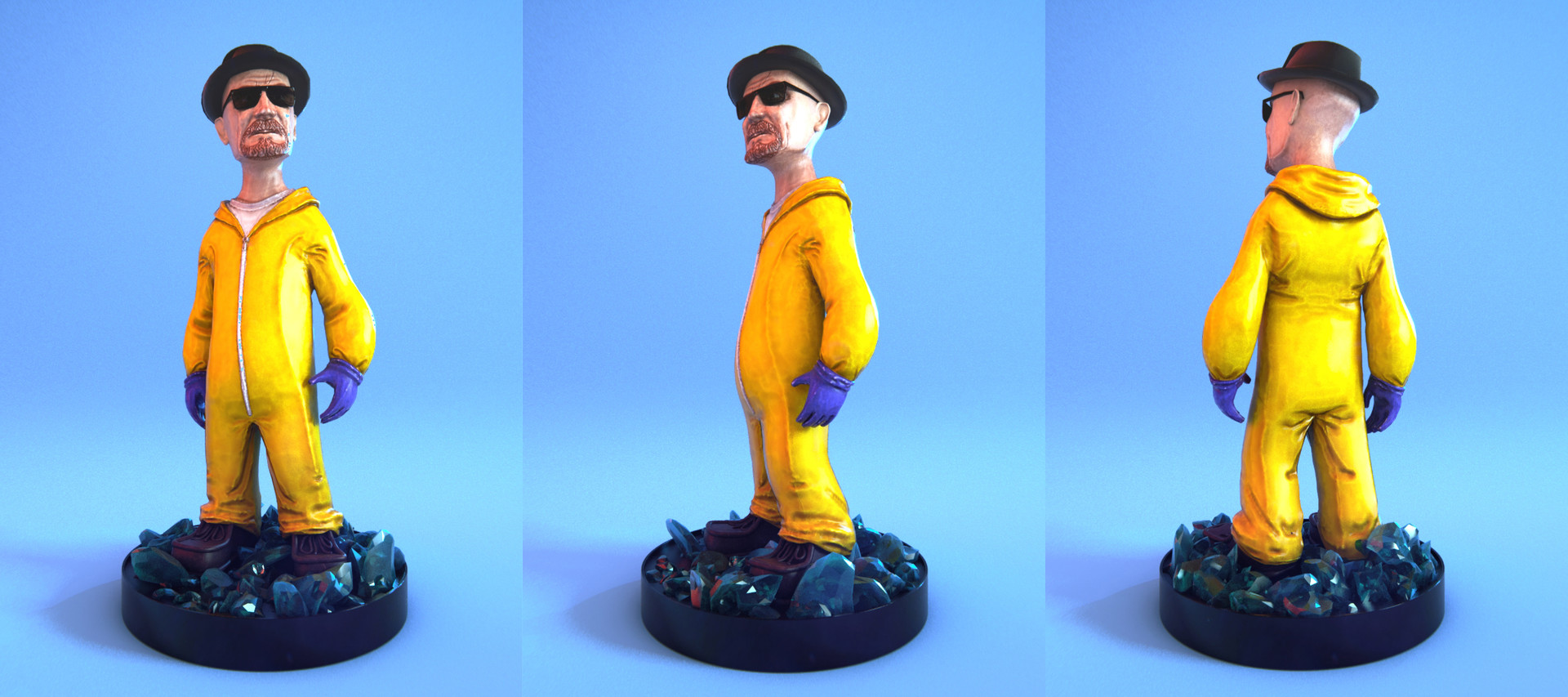 Fabian d abundo walterwhite figurine productrendergesamt