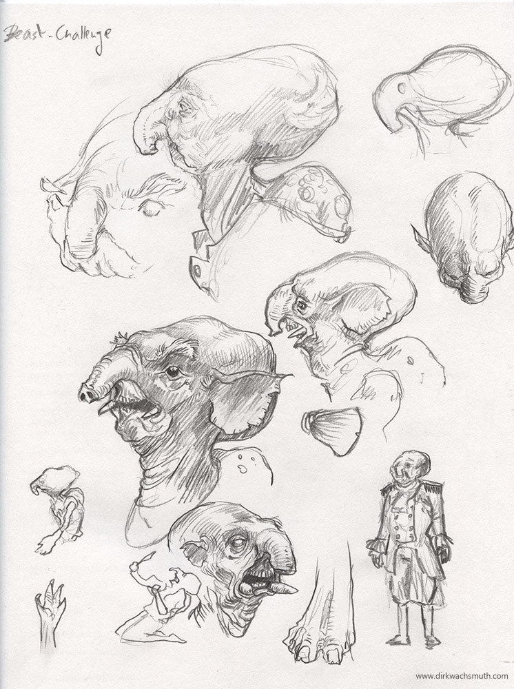 Dirk wachsmuth beast hex concepts