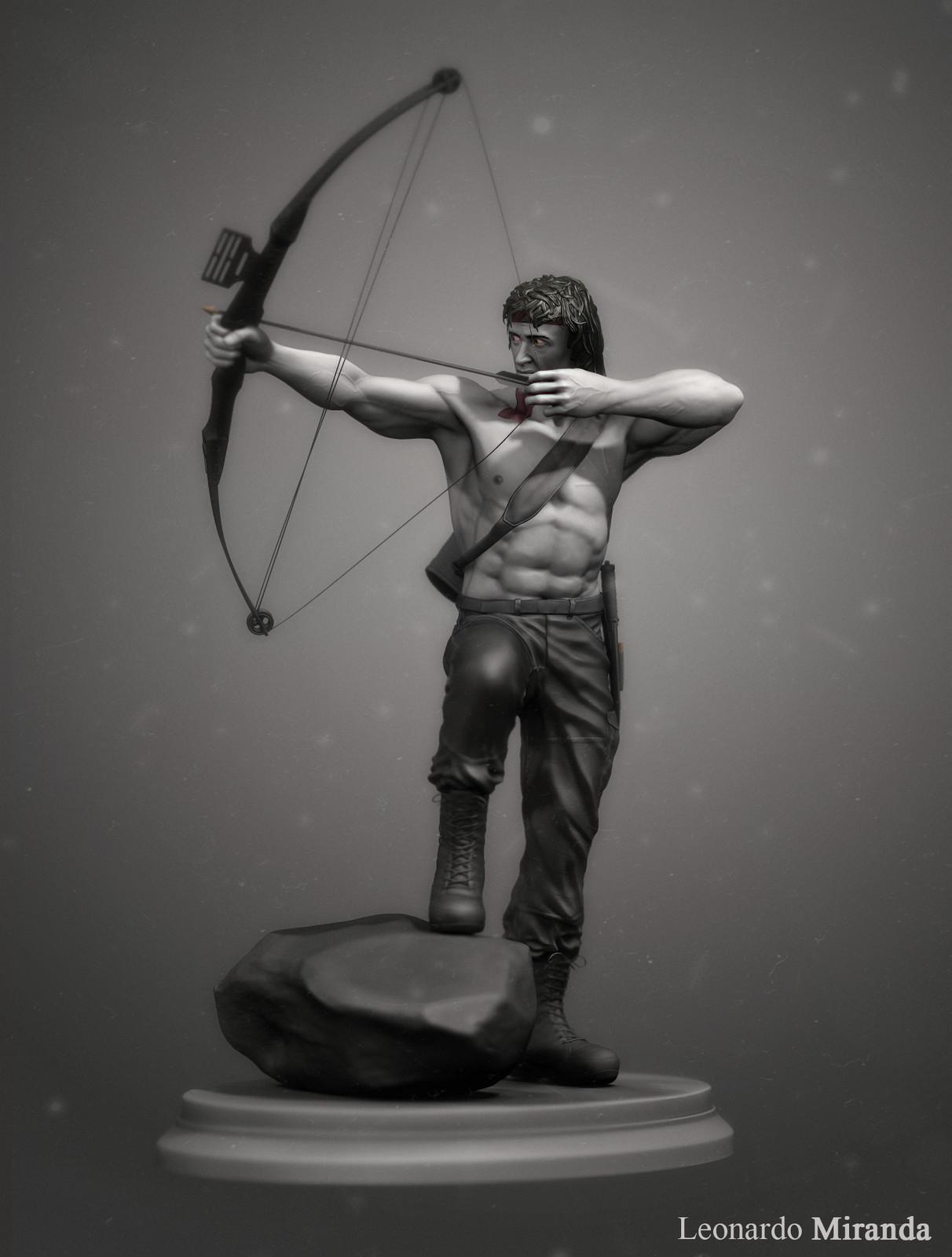 Full body final render