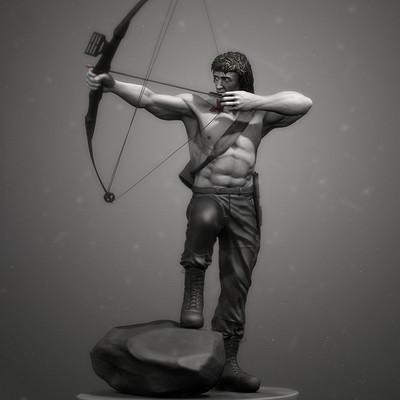 Leonardo miranda rambo final comp