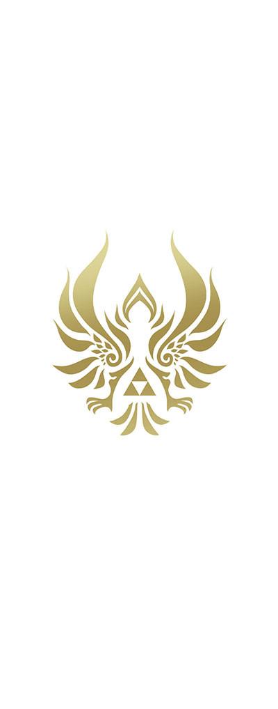 Zelda Foil Back