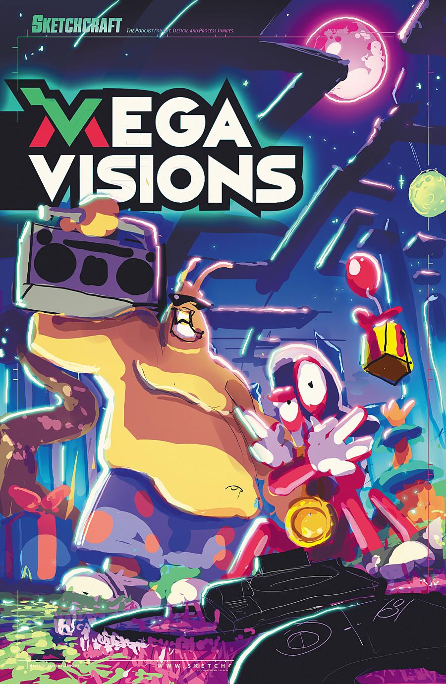 Rob duenas 001 megavisions cover dev 02a