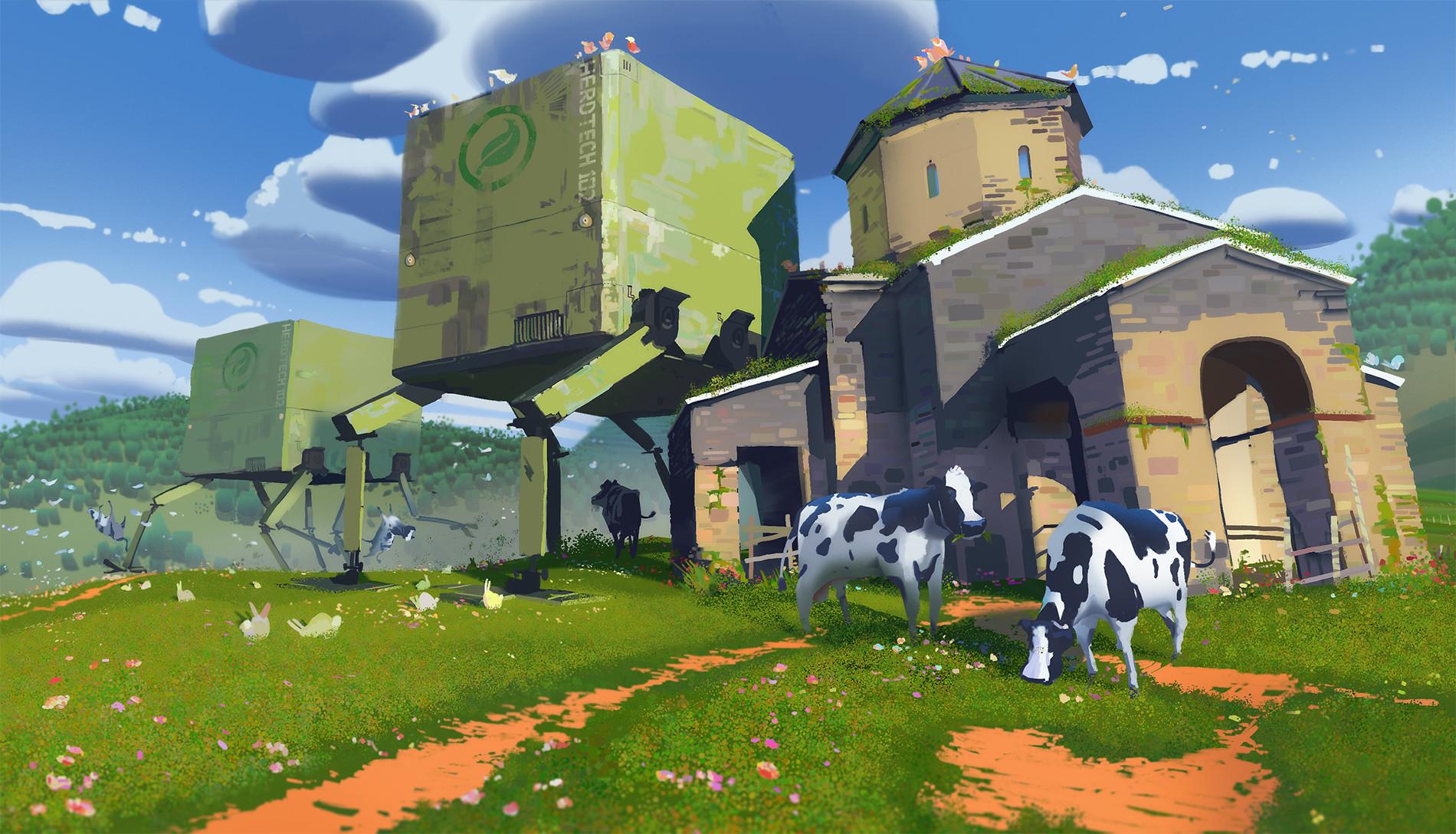 Nicodemus mattisson cowfest