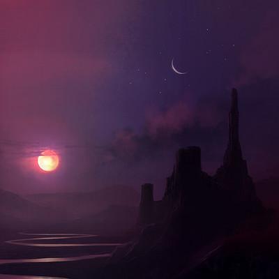 Giorgos tsolis giorgos tsolis alien landscape