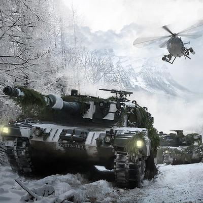 Giorgos tsolis giorgos tsolis tanks patrol