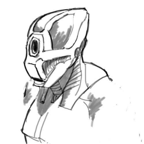 Eric keller robot persp sketch