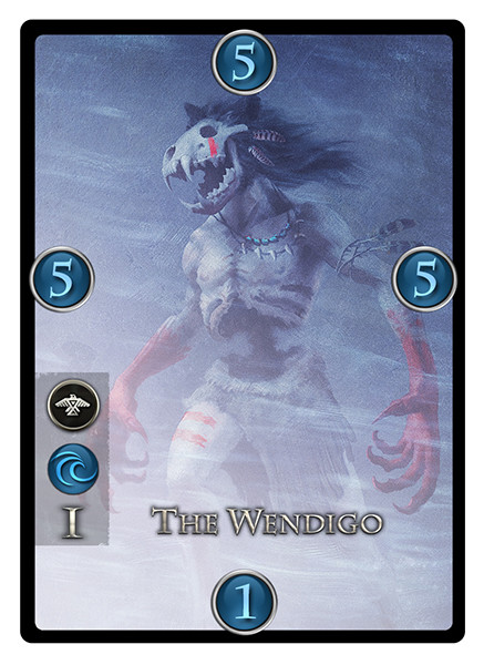David sanhueza game o gami immortal cards wendigo