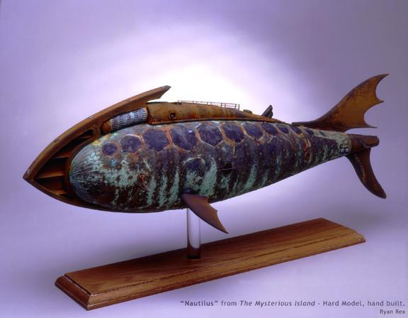 Ryan rex 001 nautilus