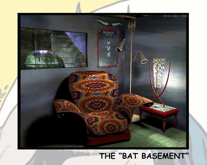 Ryan rex 008 bat basement