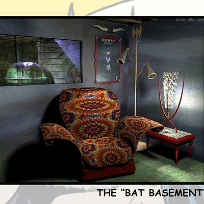Ryan rex 008 bat basement