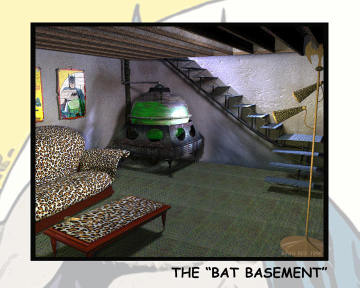 Ryan rex 009 bat basement