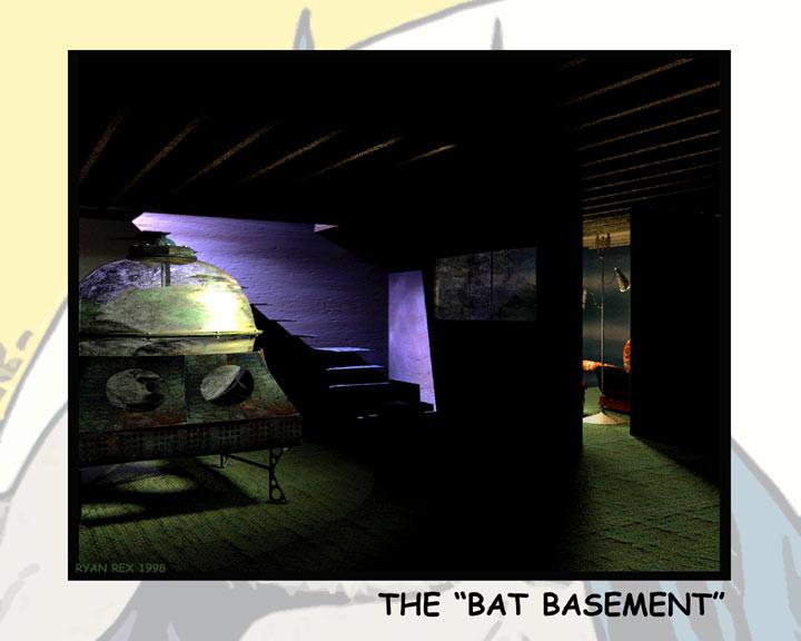 Ryan rex 010 bat basement