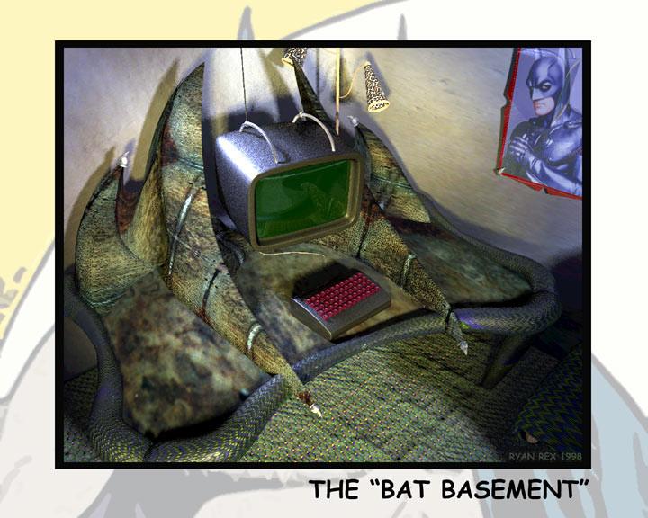 Ryan rex 011 bat basement