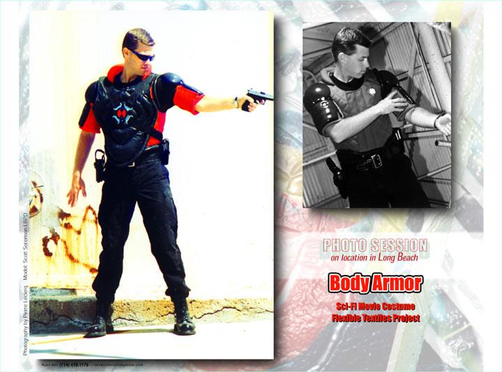 Ryan rex 017 body armor