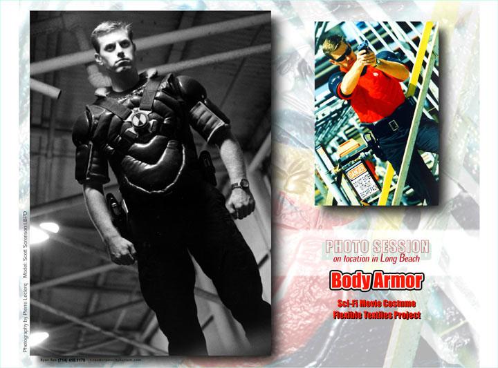 Ryan rex 019 body armor