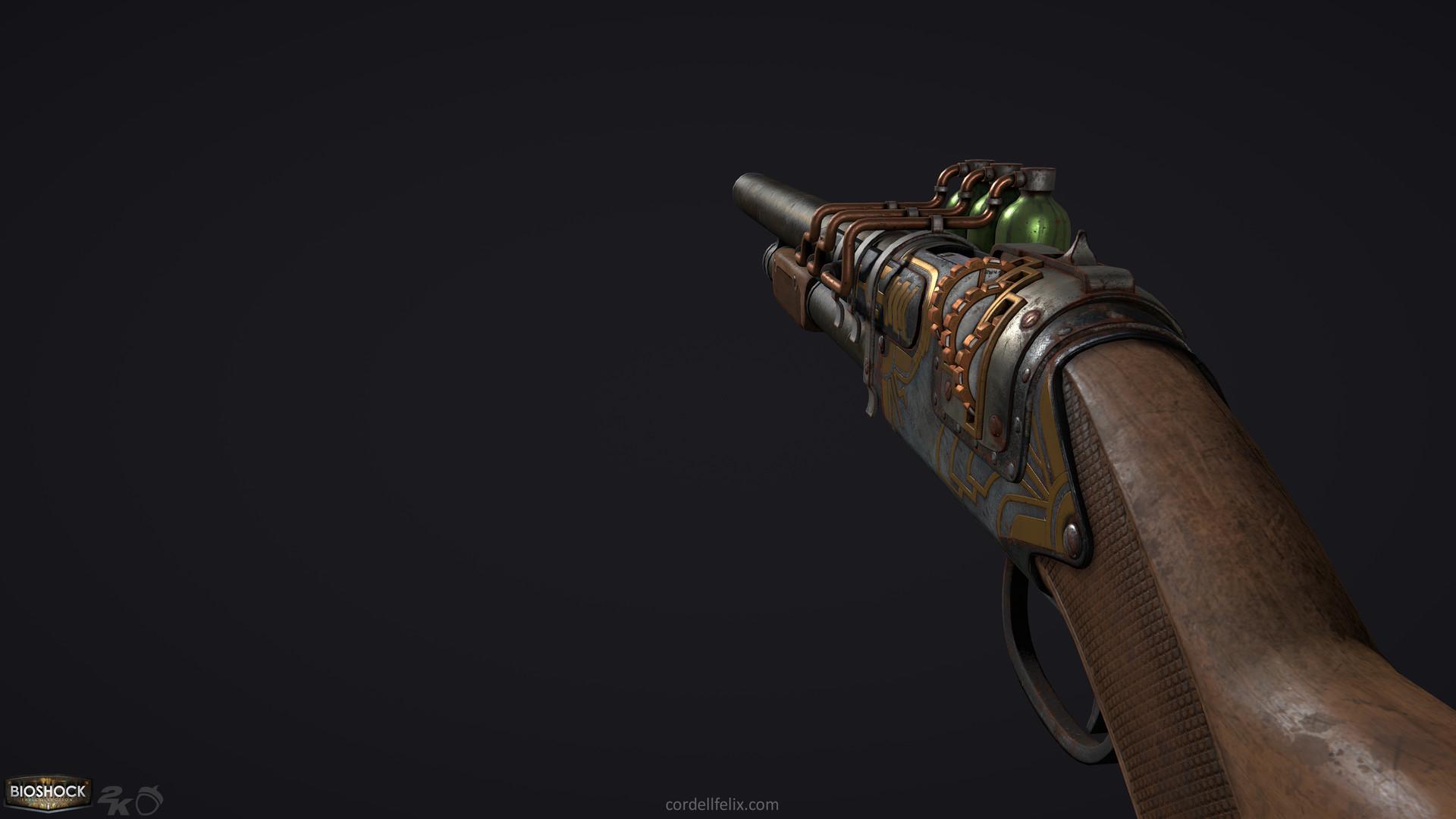 Cordell felix cordellfelix shotgun 01