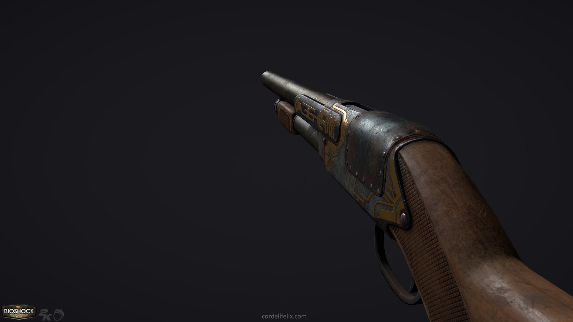 Cordell felix cordellfelix shotgun 02