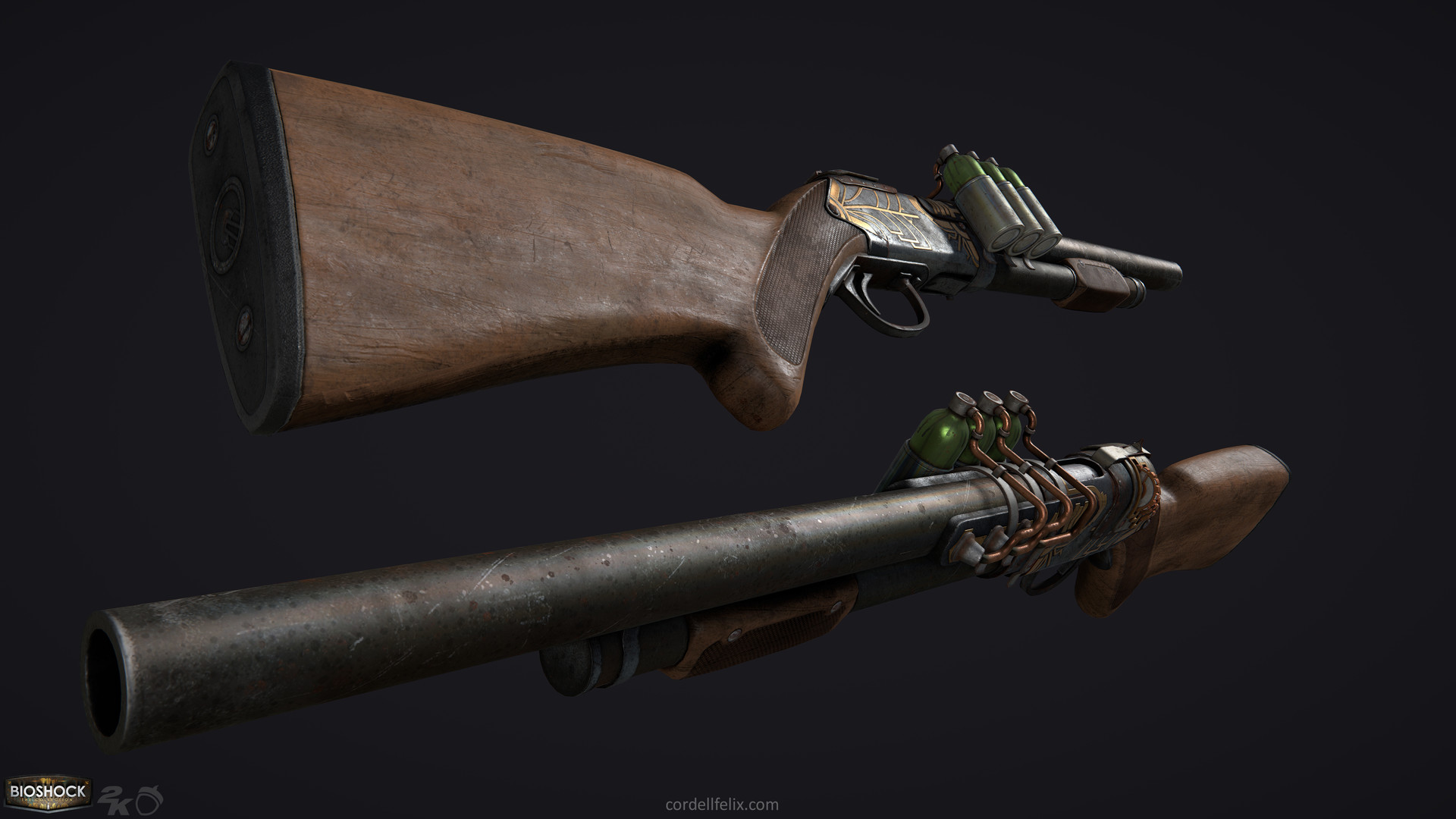 Cordell felix cordellfelix shotgun 05