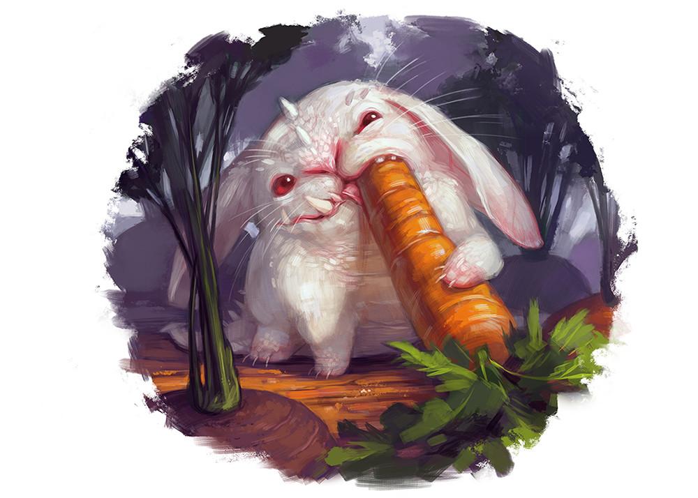 Alyssa menold bunnydragon