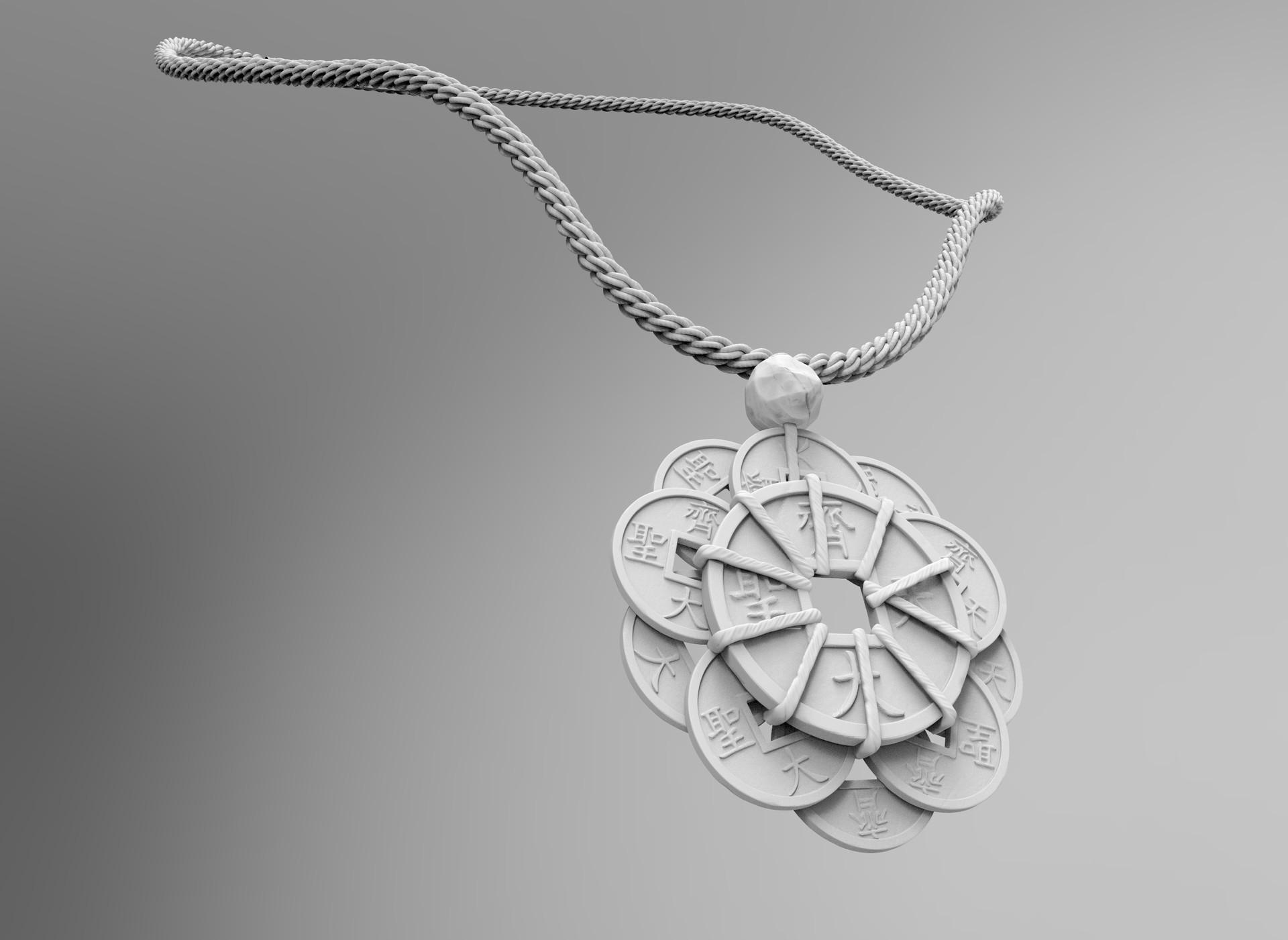 Ihor serdiuchenko amulet